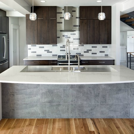 Melton Design Build Contemporary Kitchen Remodel