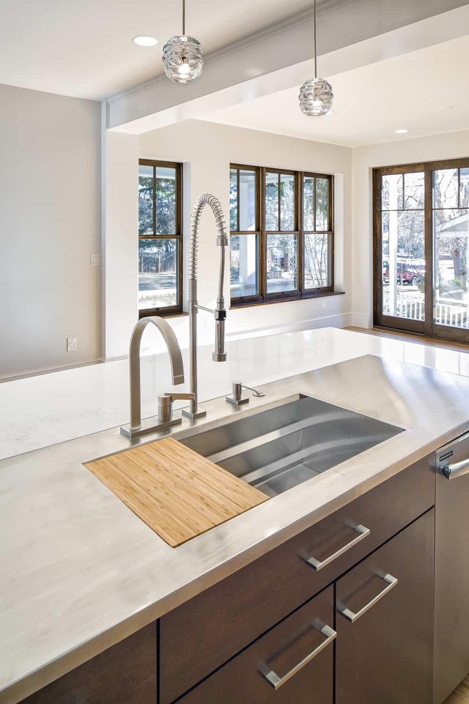 Boulder Historical Home Remodel - Kitchen Sink