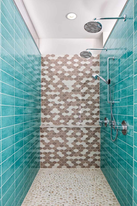 Boulder Historical Home Remodel - Master Bathroom Shower