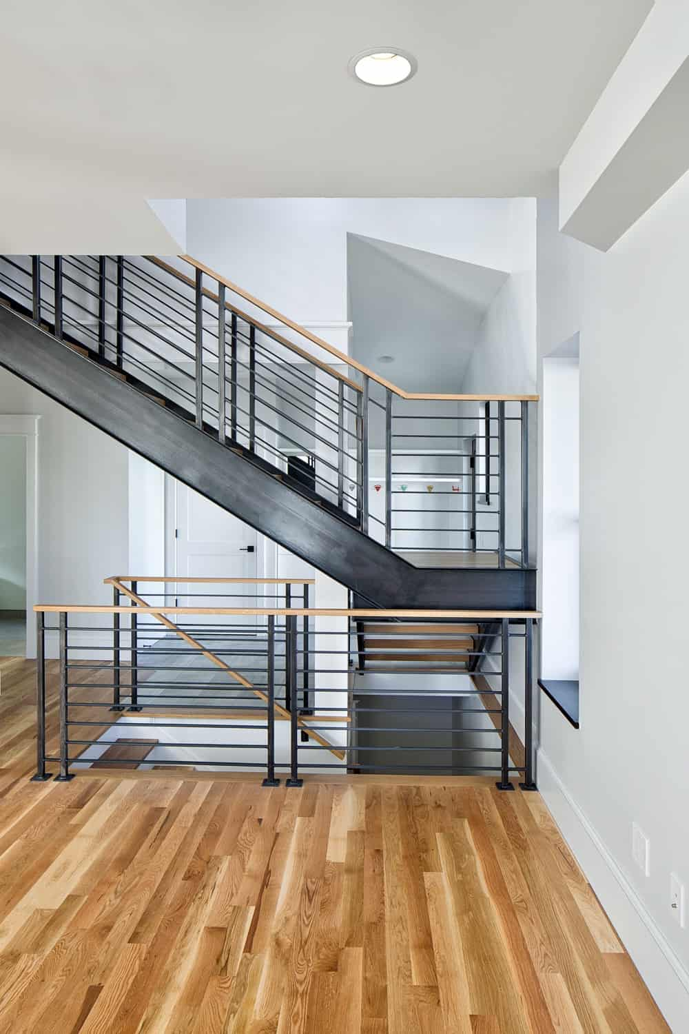 Boulder Historical Home Remodel - Stairs