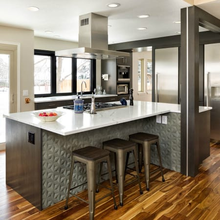 Melton Design Build Boulder Colorado Contemporary Modern Kitchen Remodel