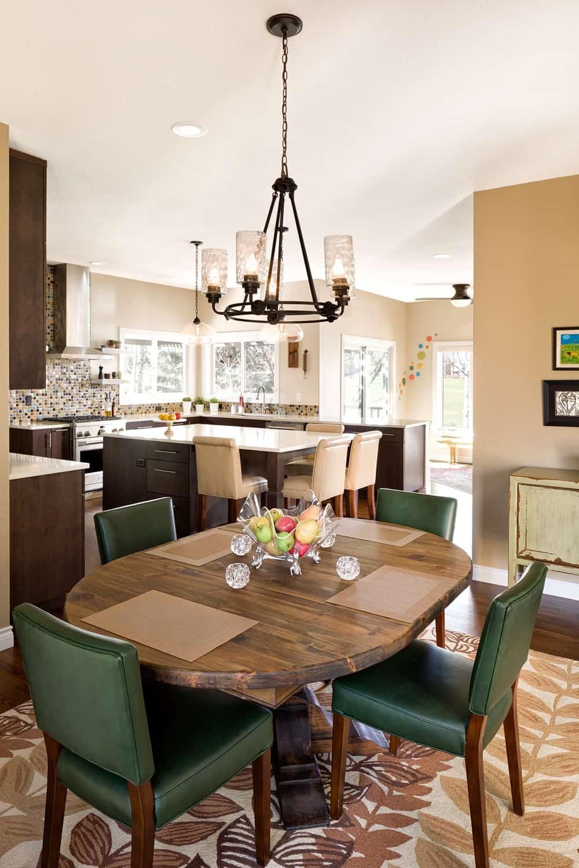 Melton Design Build - Louisville Remodel - Dining Room