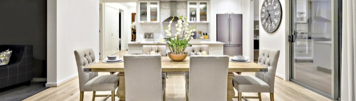 4 Easy Dining Room Design Ideas to Make Your Family Want to Eat at Home