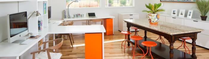 Melton Design Build Boulder Colorado Home Office