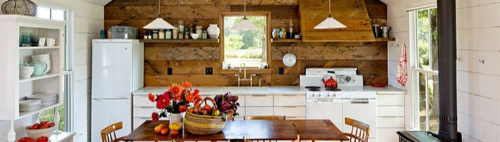 Using Reclaimed Wood For Your New Kitchen: Pros and Cons