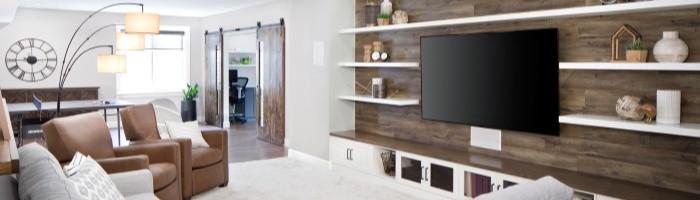 Melton Design Build Basement Remodel Boulder Colorado